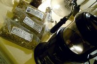 Michael's Coffee Roaster and Vacuum Brewer